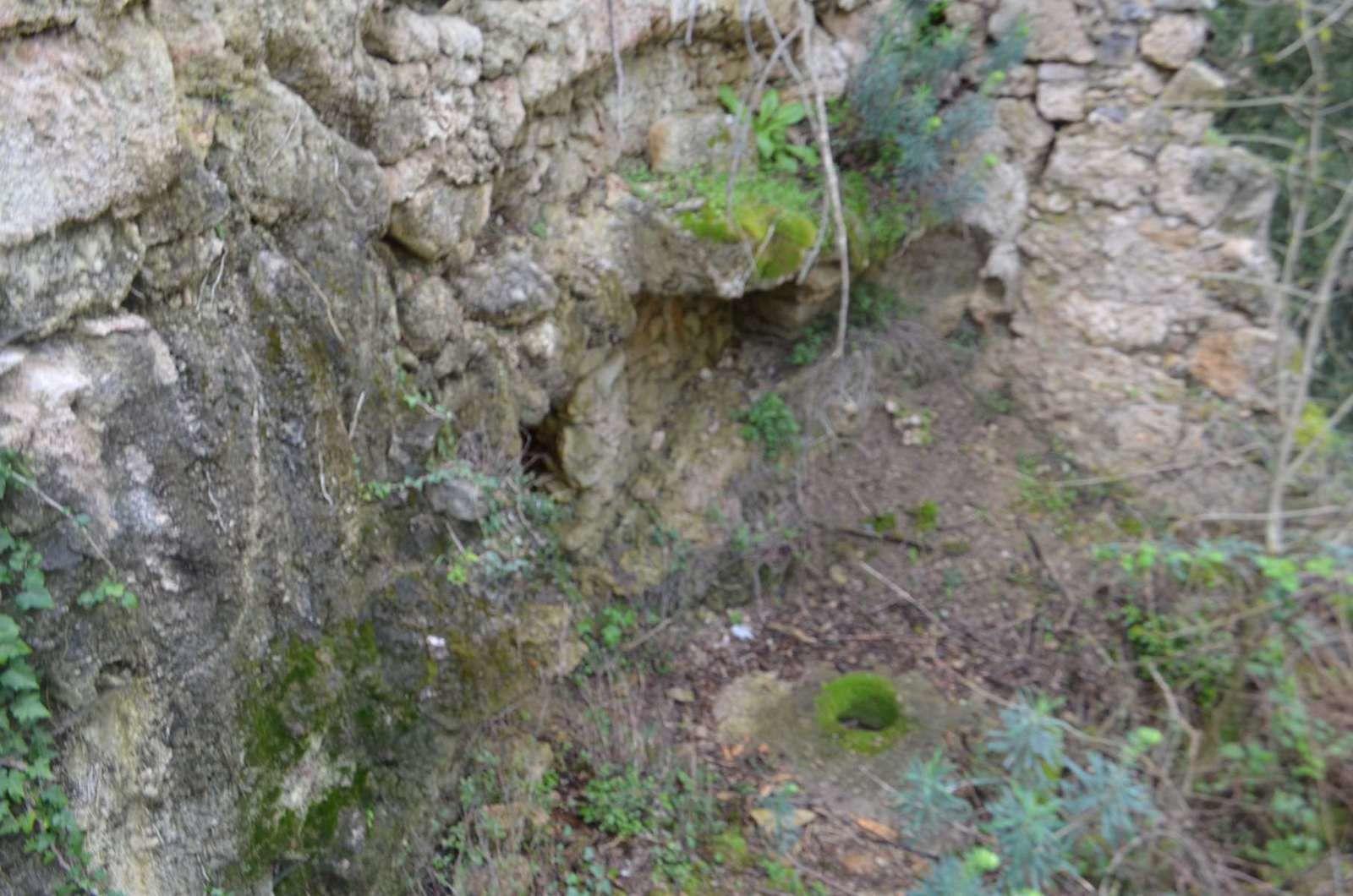 Les ruines de tiberet
