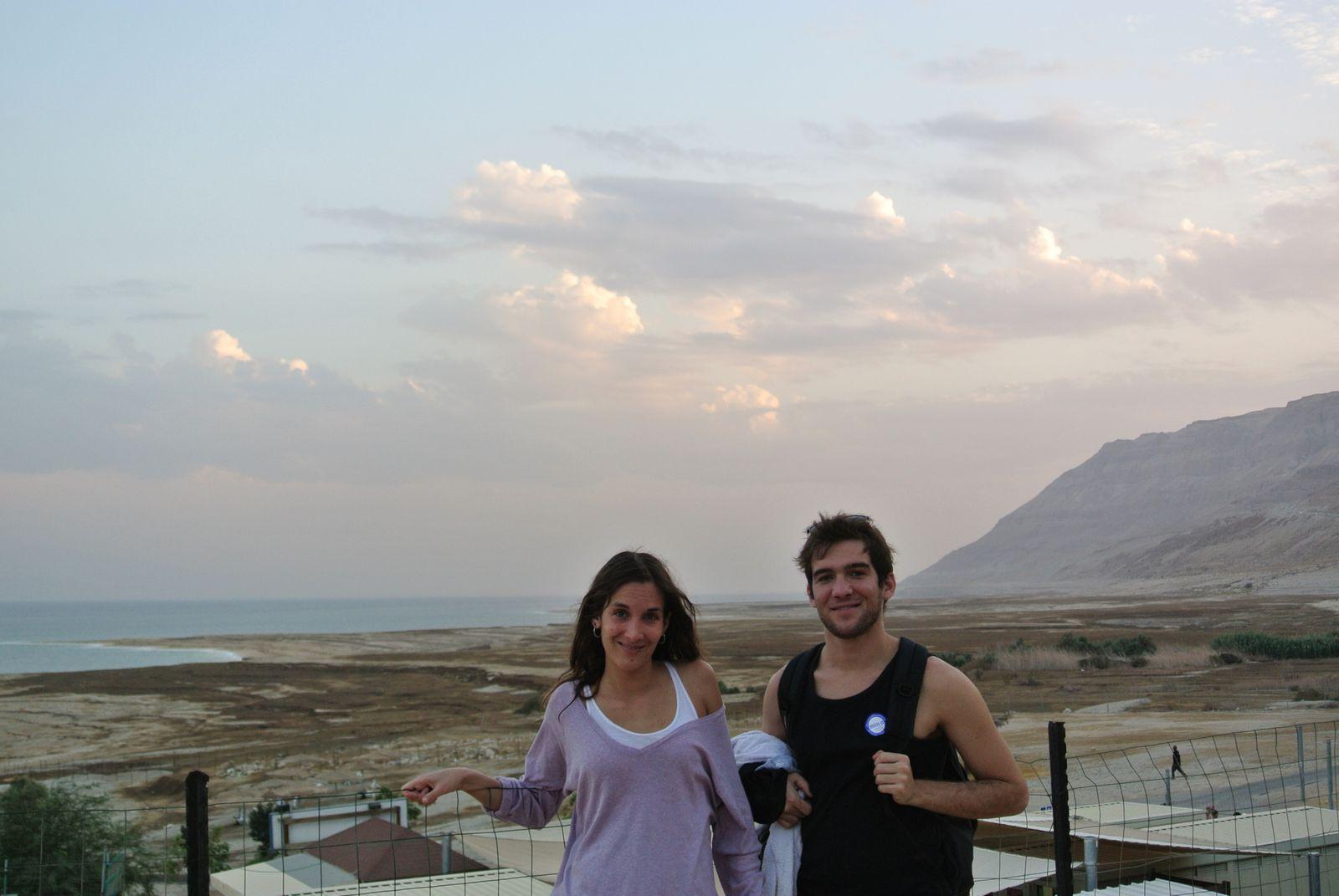 Dead sea ( mer morte)
