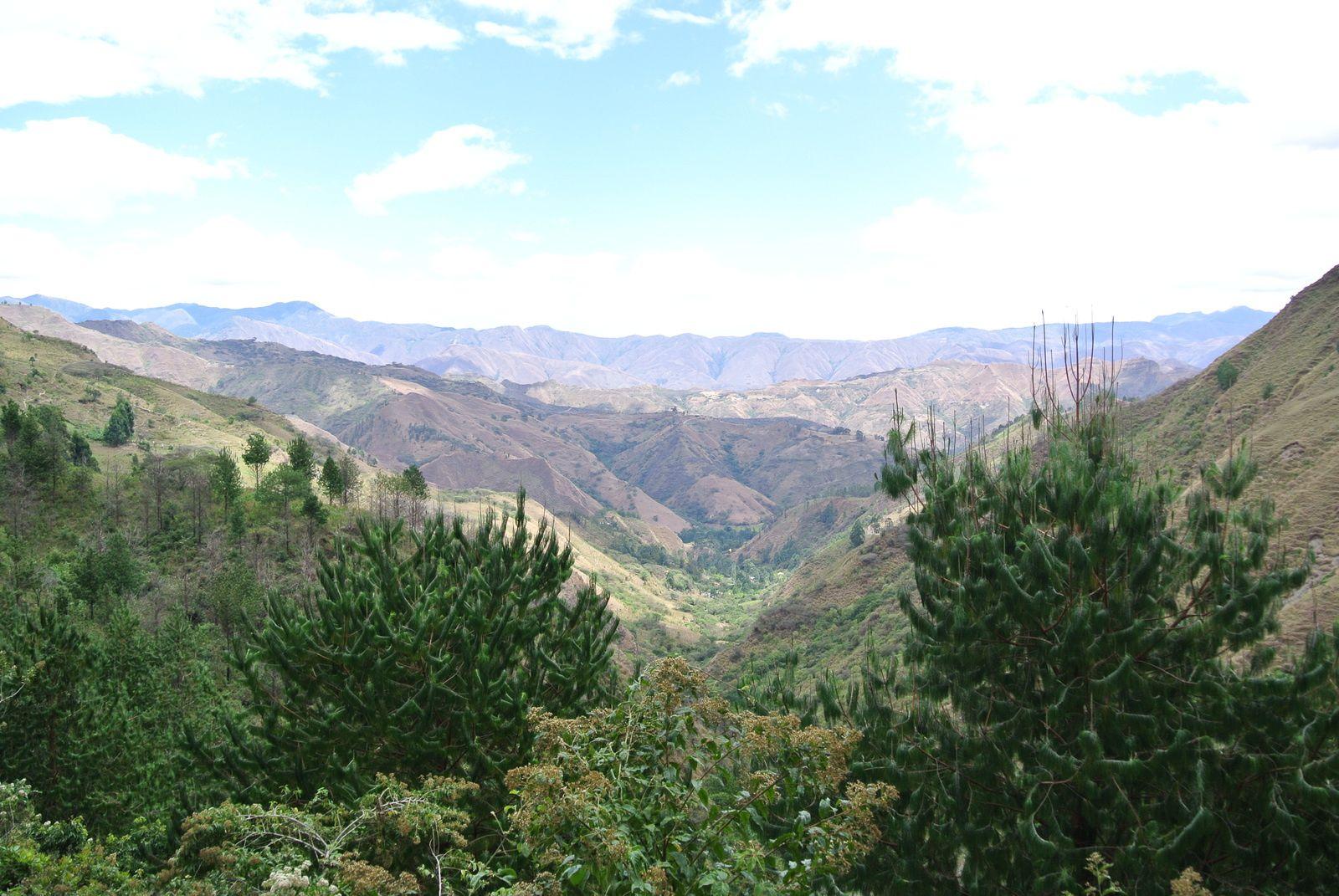 Equateur - Sierra du Sud