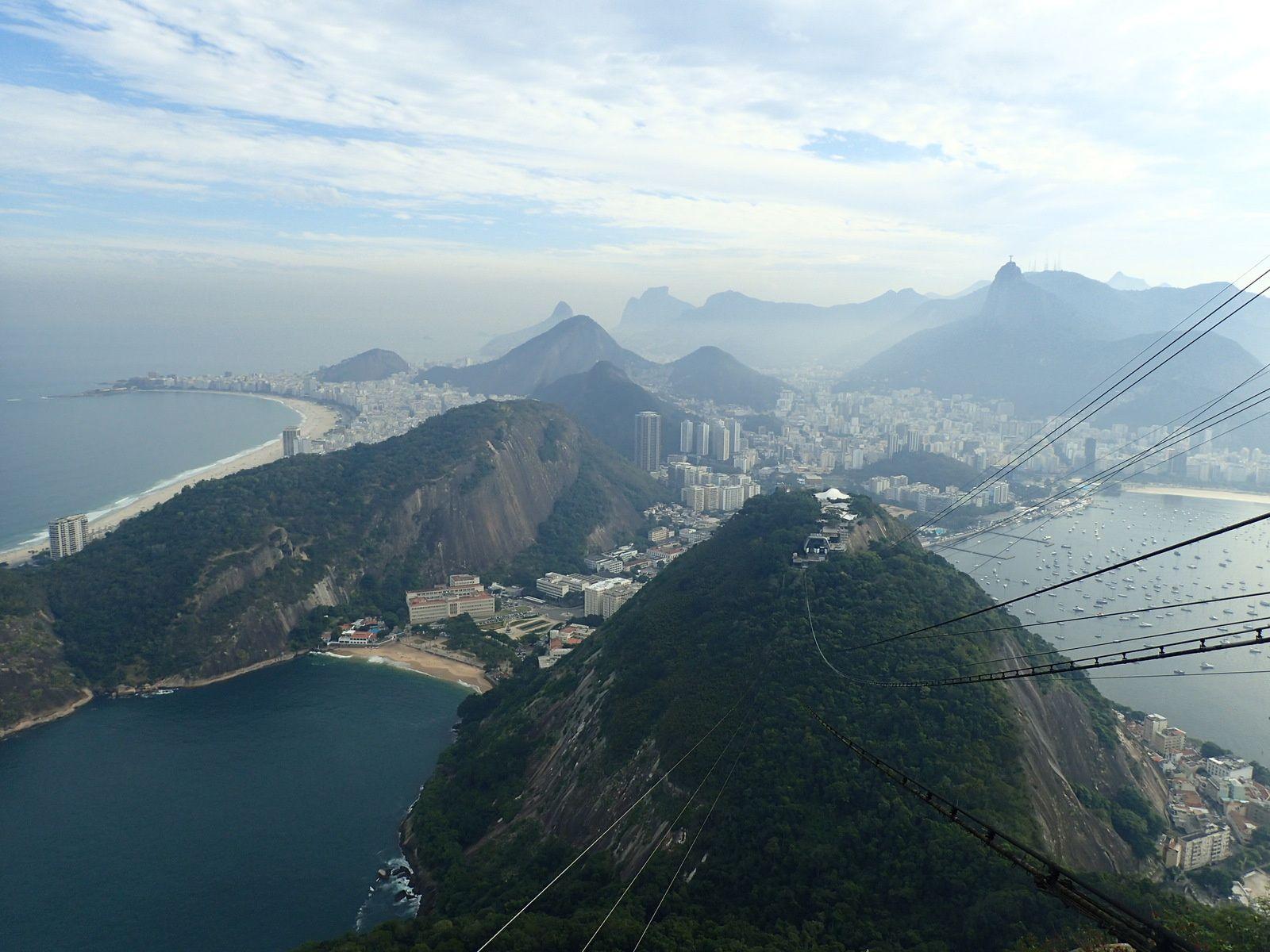 Les sudistes à Rio