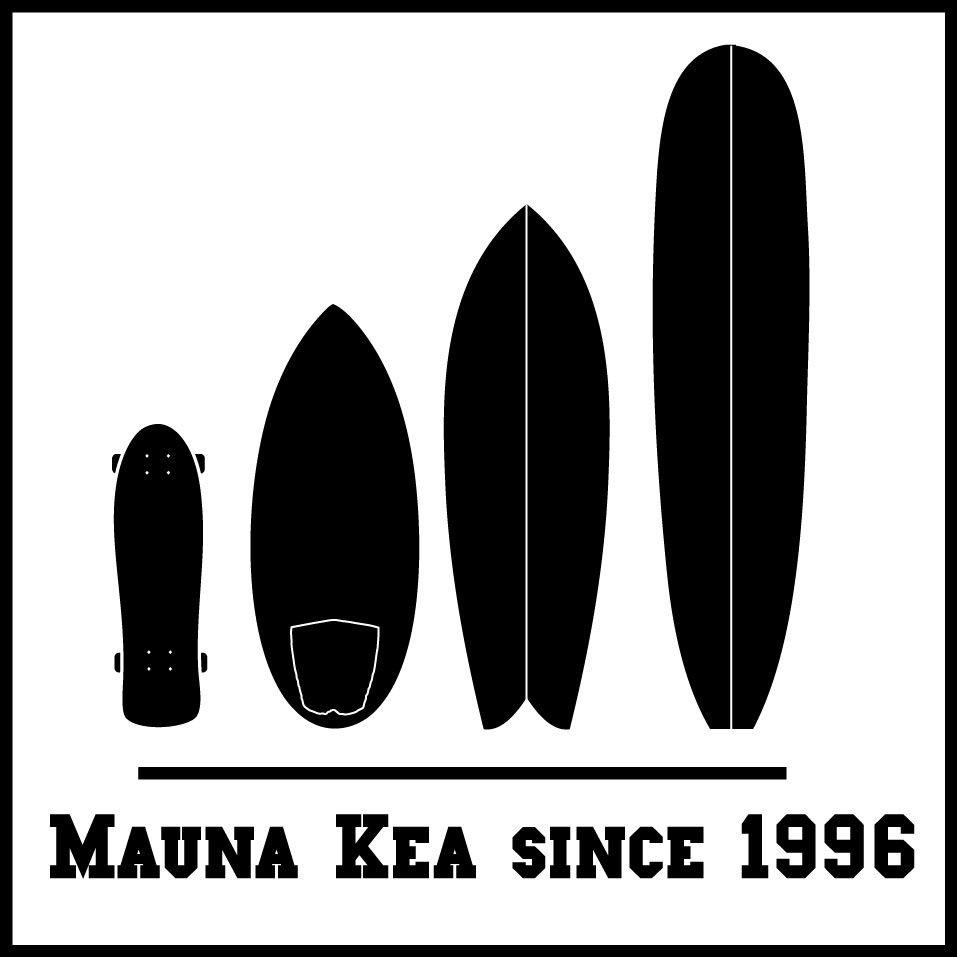 Mauna Kea Since 1996