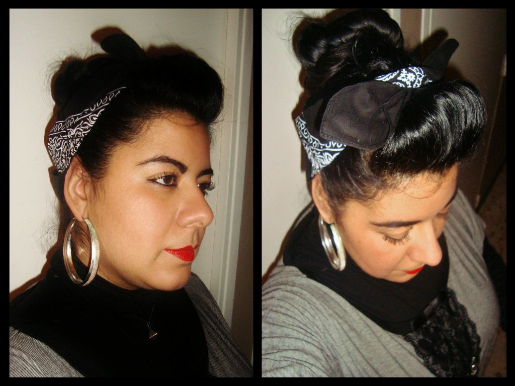 ***CHICANA STYLE***