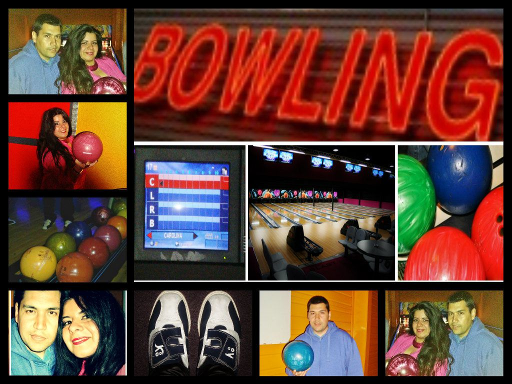 La Crêperie Bretonne + Bowling ^^