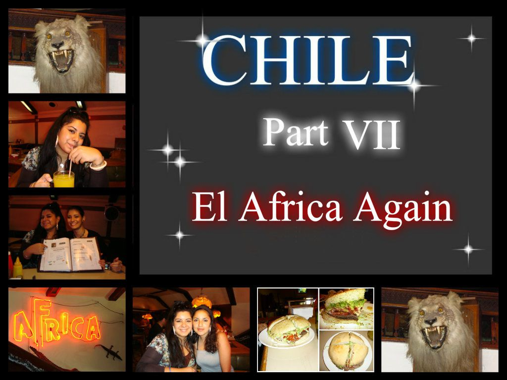 CHILE Part VII - El Africa Again- (17.12.08)