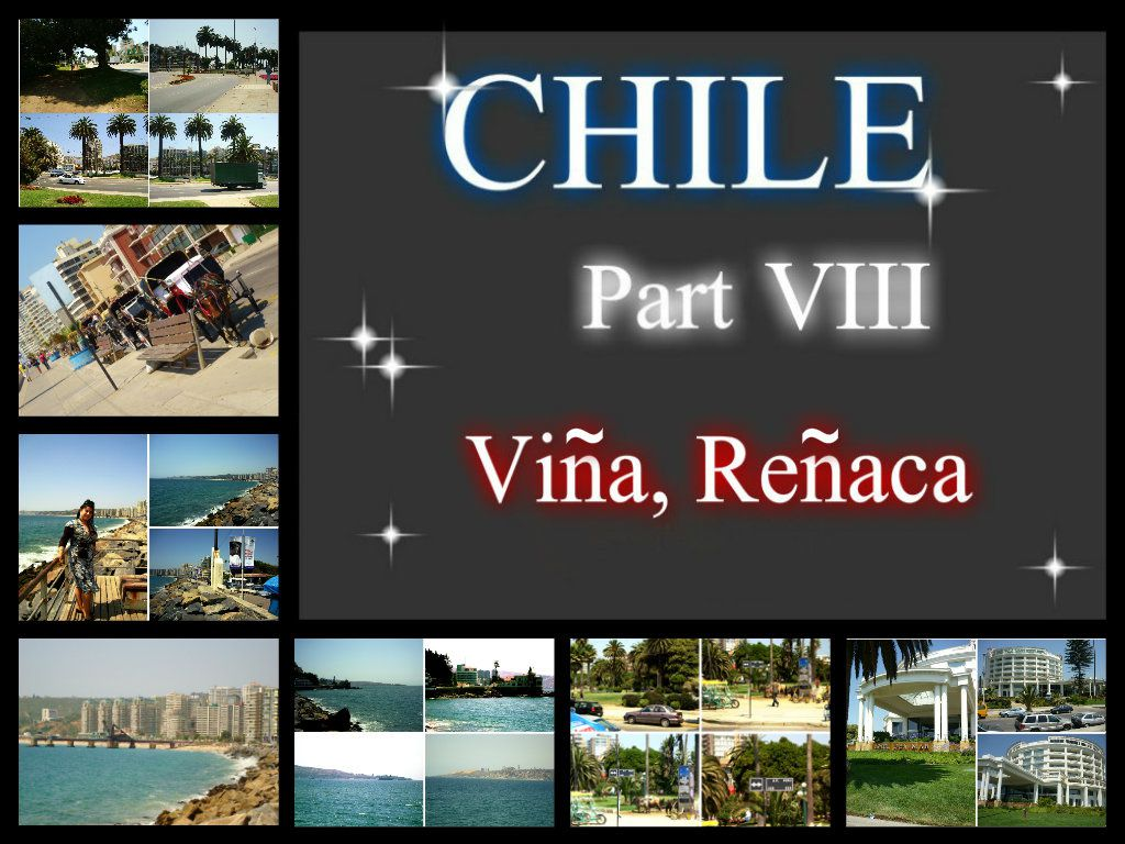 CHILE Part VIII -Viña, Reñaca- (17.12.08)