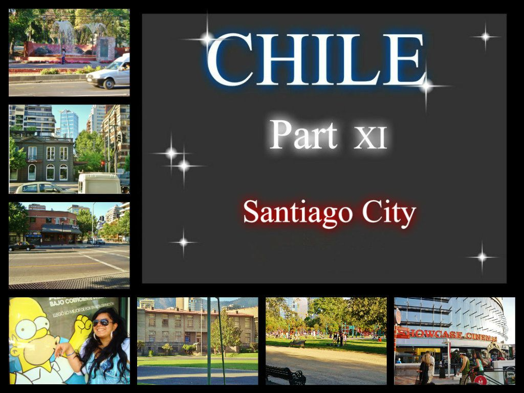 CHILE Part XI -Santiago City- (21.12.08)
