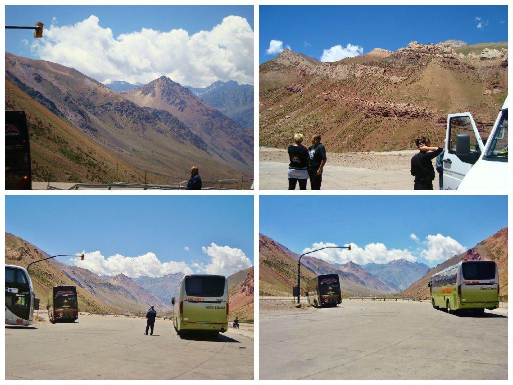 CHILE Part XIV -Cordillera De Los Andes- (03.01.09)