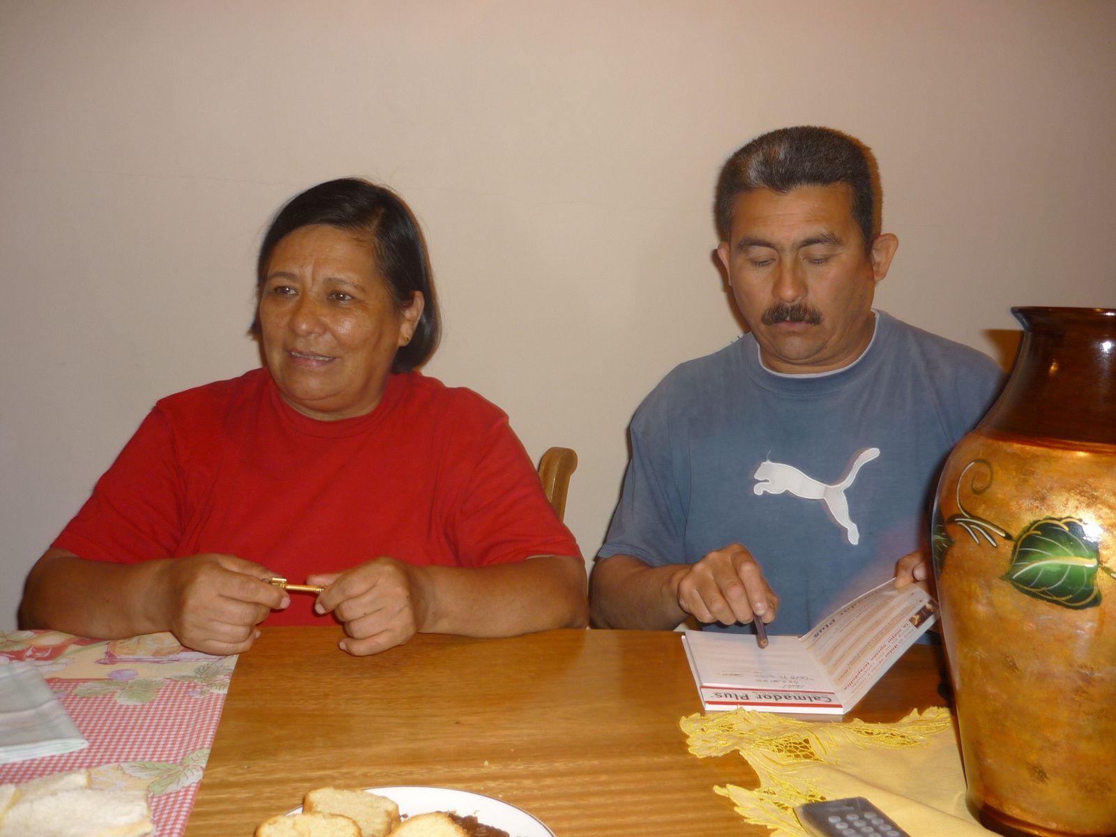CHILE Part XVIII -Hora Del Mate- (04.01.09)