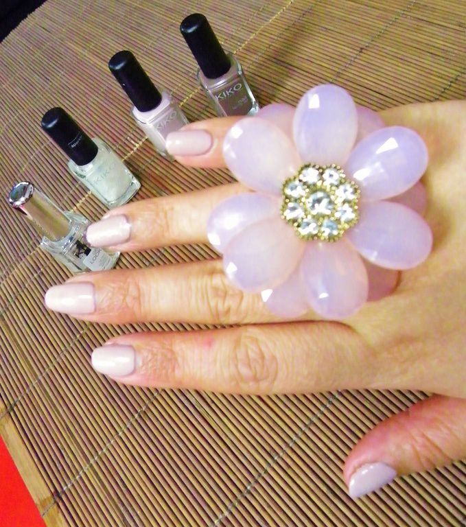Kiko Nails -Nude-