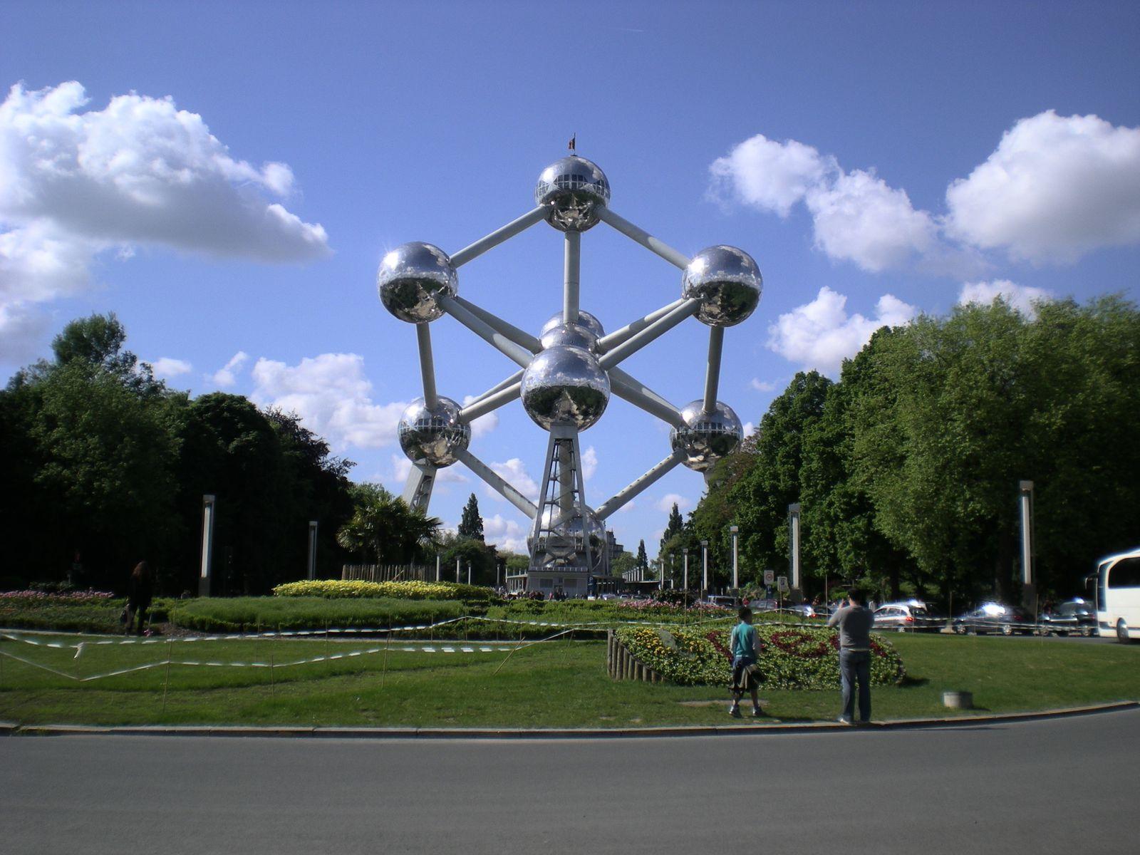 Parcs et jardins de Bruxelles (Juin 2013)
