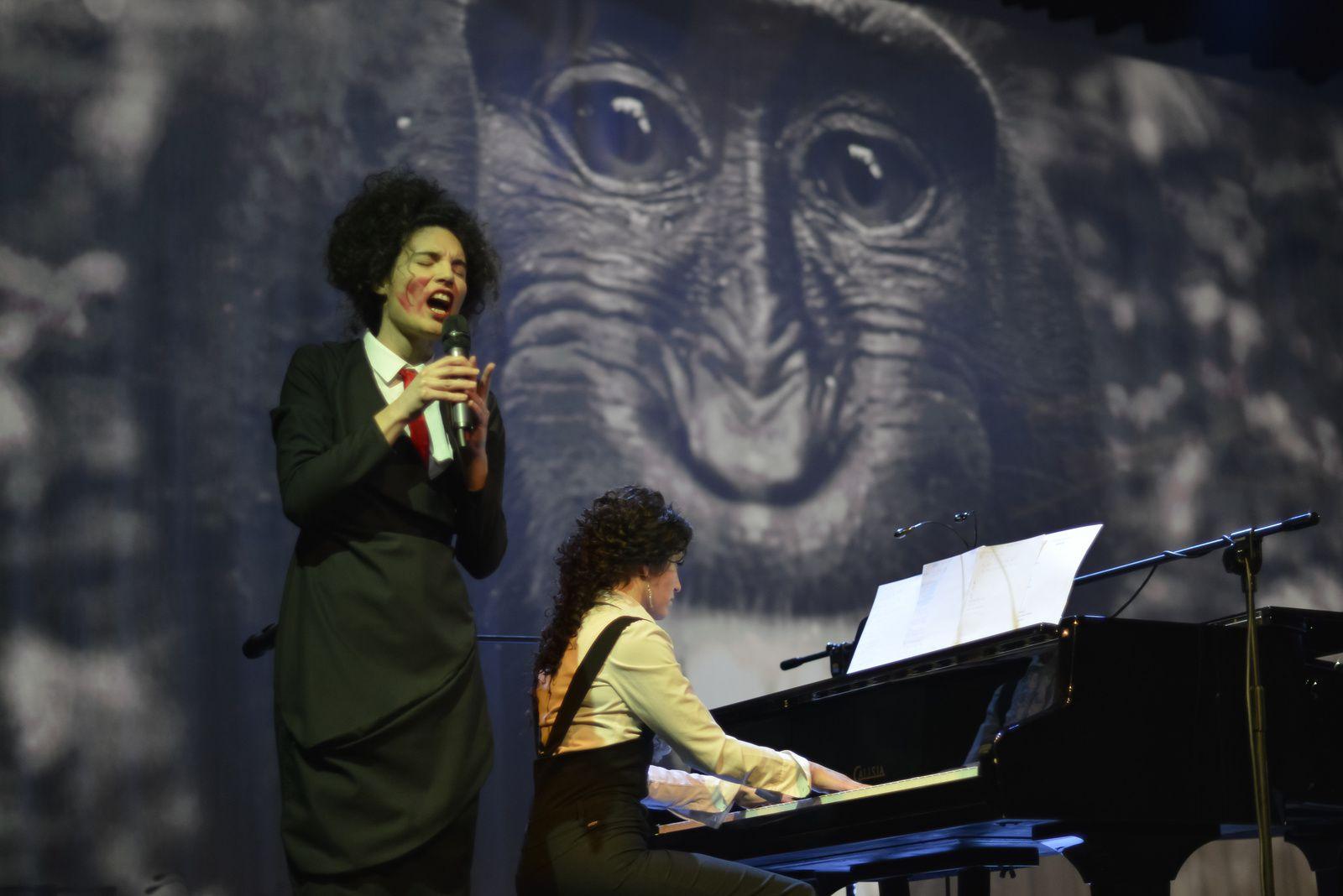 1er concert &quot&#x3B;Et si Brel était une femme...&quot&#x3B;