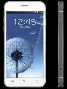 JiaYu G5 : un clone esthétique de l'iPhone 5 pour 150€