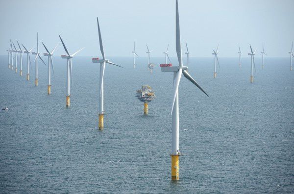 World's Largest Wind Farm Now Operational :