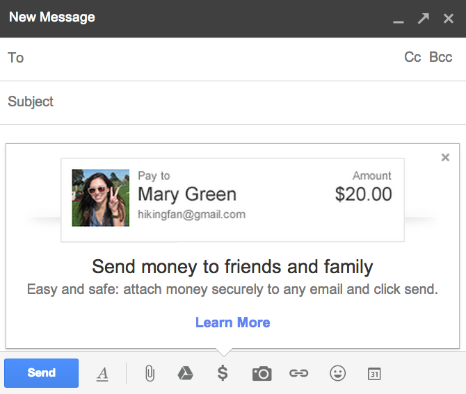 Millions of Gmail users who have never heard of Google Wallet are about to be introduced via Gmail.