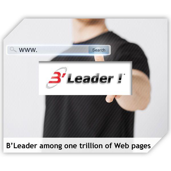 Be Leader among 1 trillion of web pages ! Devenez leader parmi 1 trillion (1000 Milliards) de pages web