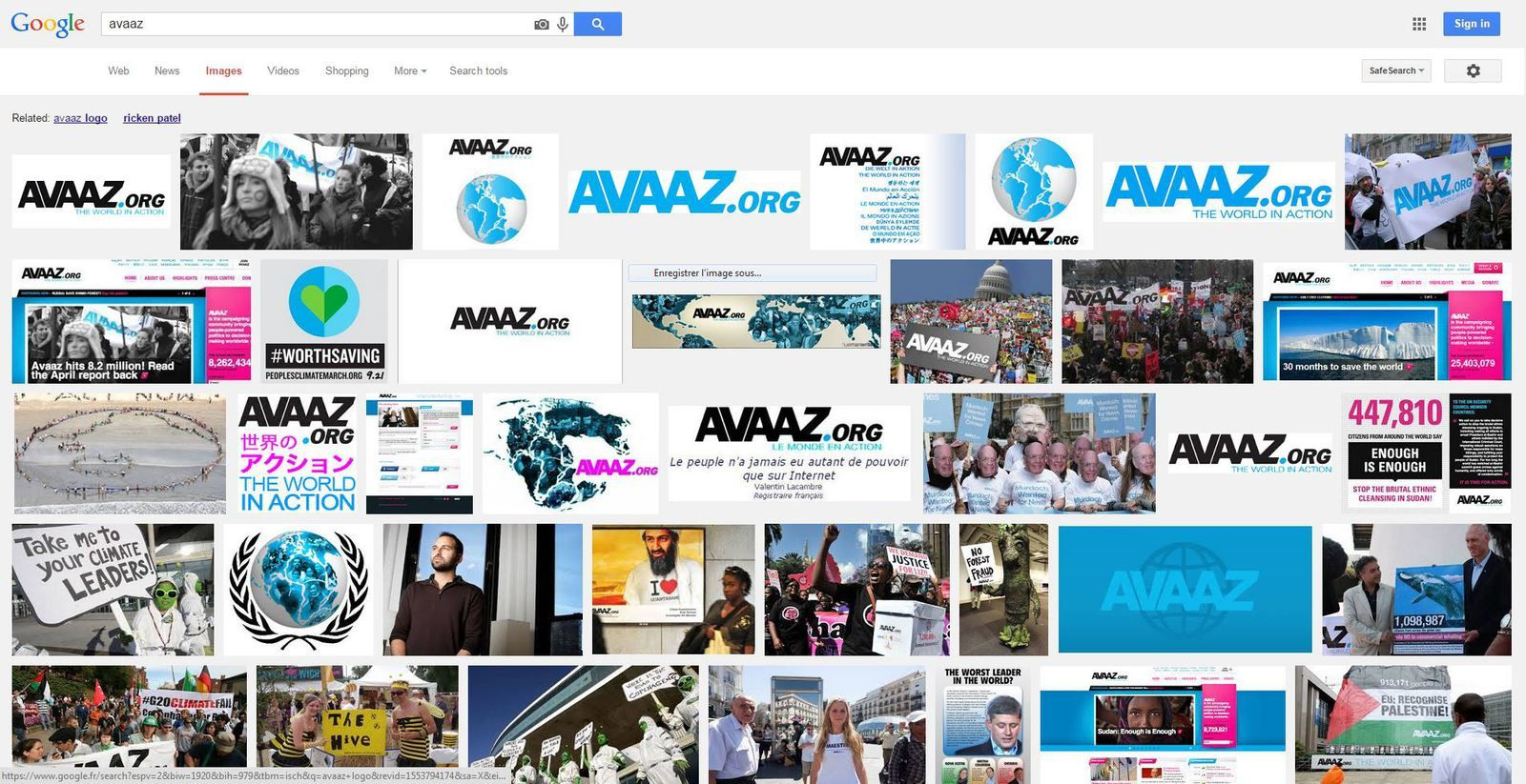 Avaaz is the campaigning community bringing people-powered politics to decision making worldwide.