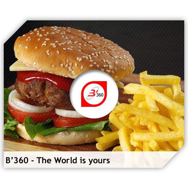Nul ne peut plus être ignoré !   Voici B'360* la 1ère Solution d'images à 360° riches & référencées qui vous transpose en un éclair jusqu'à l'autre bout de la Terre - www.b360.fr