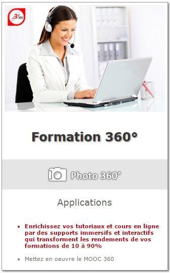 Formation 360° avec B'360