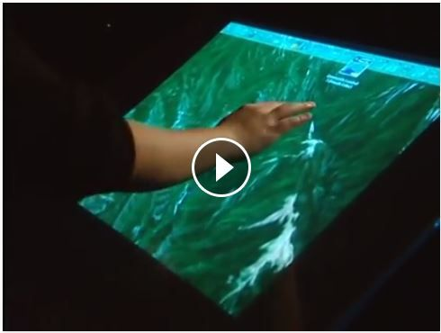 Multi-touch screen - 2006 -  intuitive &quot&#x3B;interface-free&quot&#x3B; touch-driven computer screen - Watch the whole movie 09:32 duration !