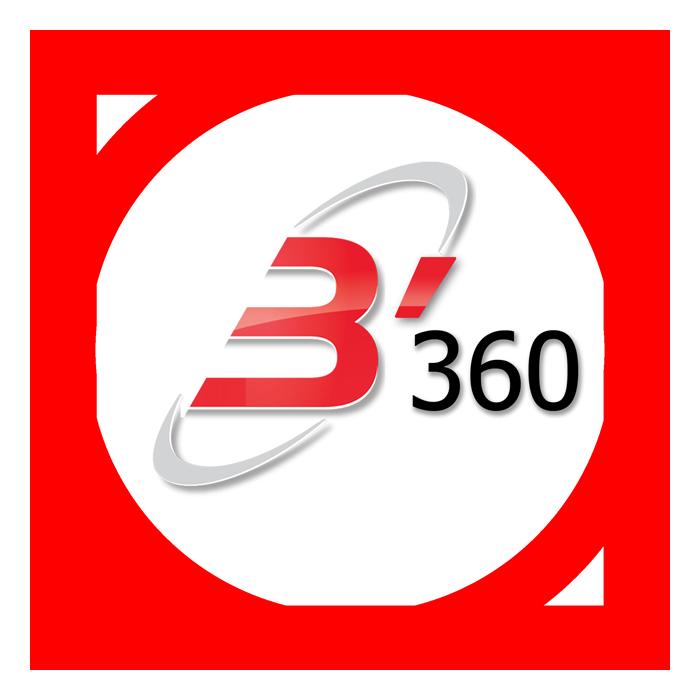 B'360, la connexion boutique physique - boutique dématérialisée : afficher des promos dans le réel et le virtuel !