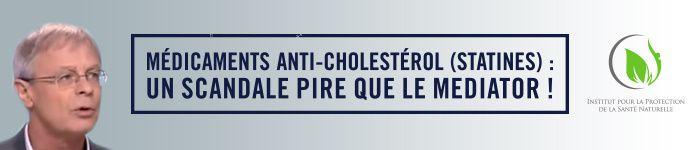 Partagez autour de vous la vidéo du Dr Michel de Lorgeril, cardiologue, spécialiste du cholestérol et statines et signez la pétition pour obtenir des études indépendantes sur les statines !