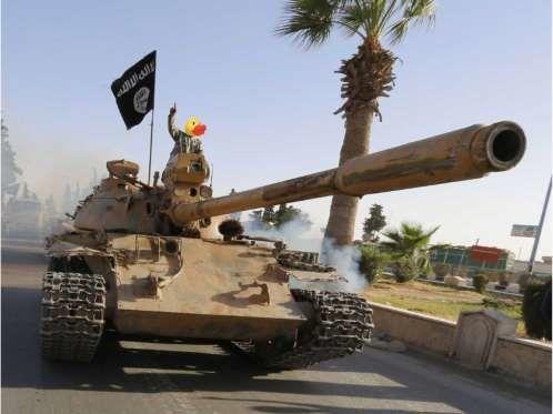 """Désormais, sur l'infâme drapeau noir des djihadistes est inscrit : """"Canard Canard Canard Canard Canard Canard Canard Canard Canard Canard Canard""""."""