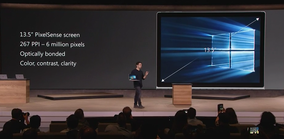 #ConfMS : le Surface Book parti pour dominer le monde des laptops