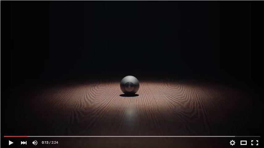 Le 360° c'est la tendance du moment : Luna filme à 360°