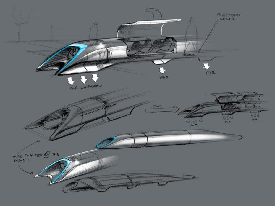 Hyperloop : Russia considers deploying Hyperloop systems across the country