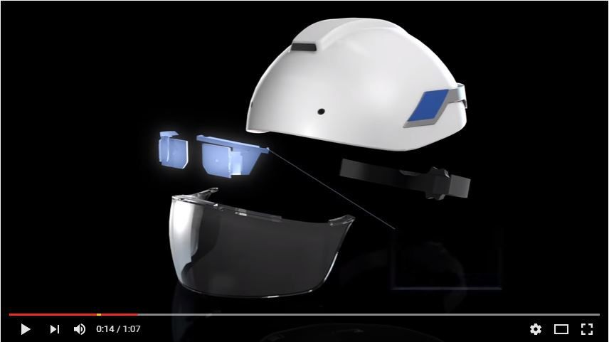 Daqri's augmented-reality construction helmet aims to &quot&#x3B;change the nature of work&quot&#x3B;