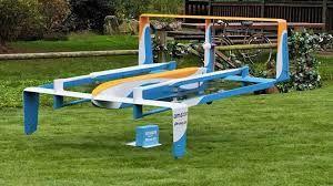 Amazon teste ses drones de livraison en Grande Bretagne