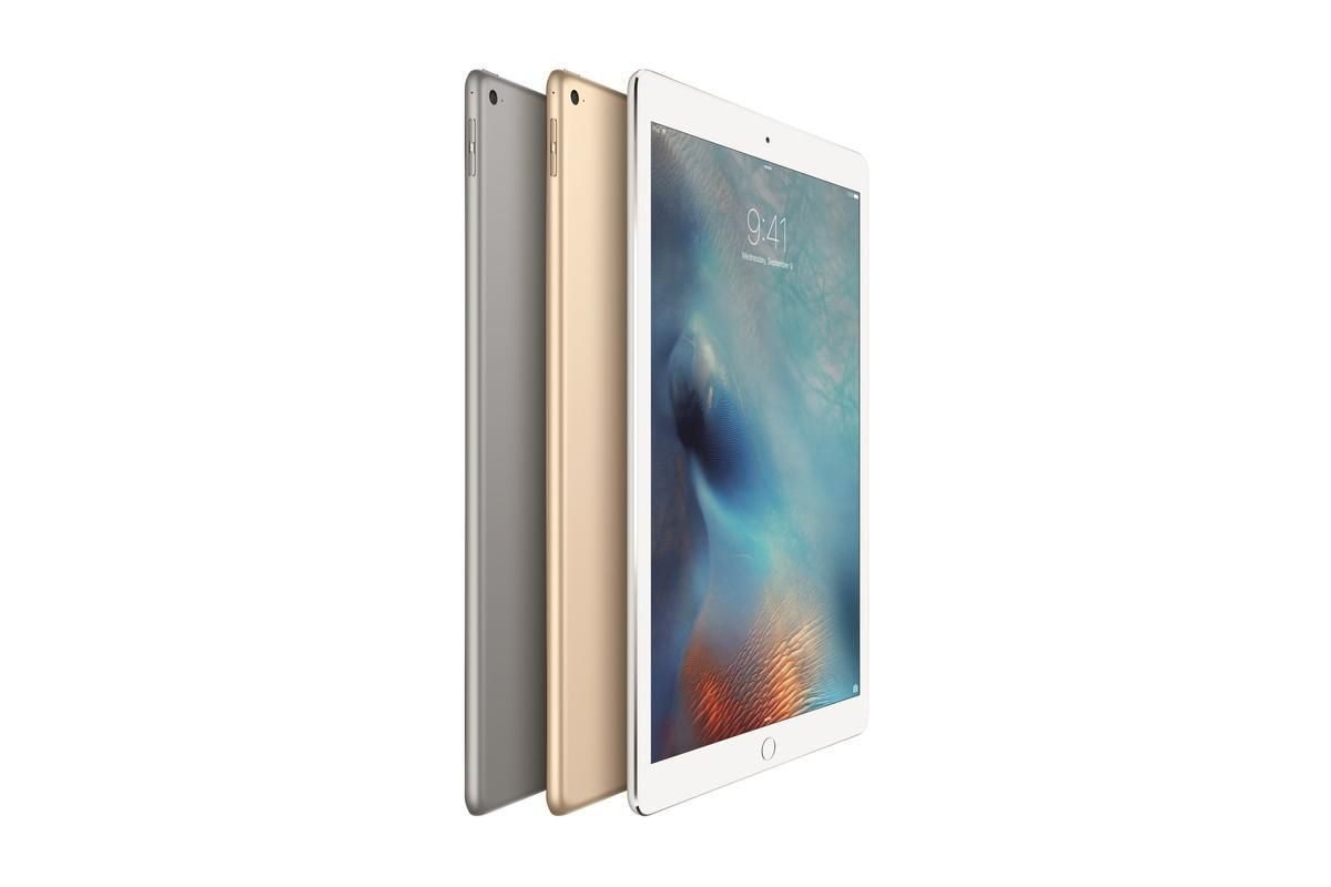 1. Apple iPad Pro