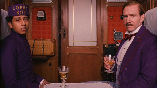9- THE GRAND BUDAPEST HOTEL, W. Anderson
