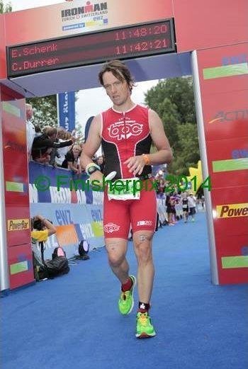 Grüezi from Ironman Zurich