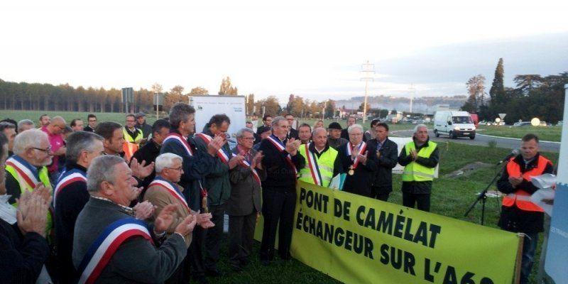 le Pont de Camelat : une urgence pour tout le département
