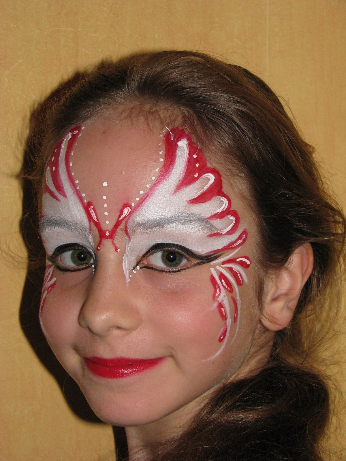 Exemple Maquillage Enfant Top Dessinez Les Ombres With Exemple