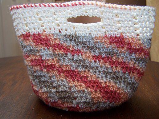 Bricolette au crochet