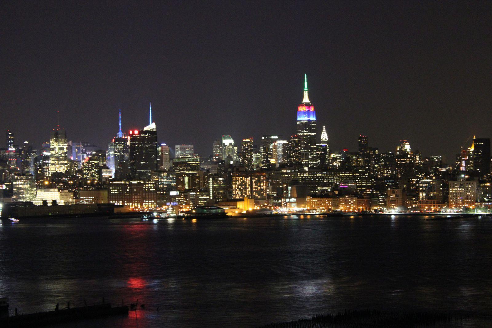 A New-York avec toi