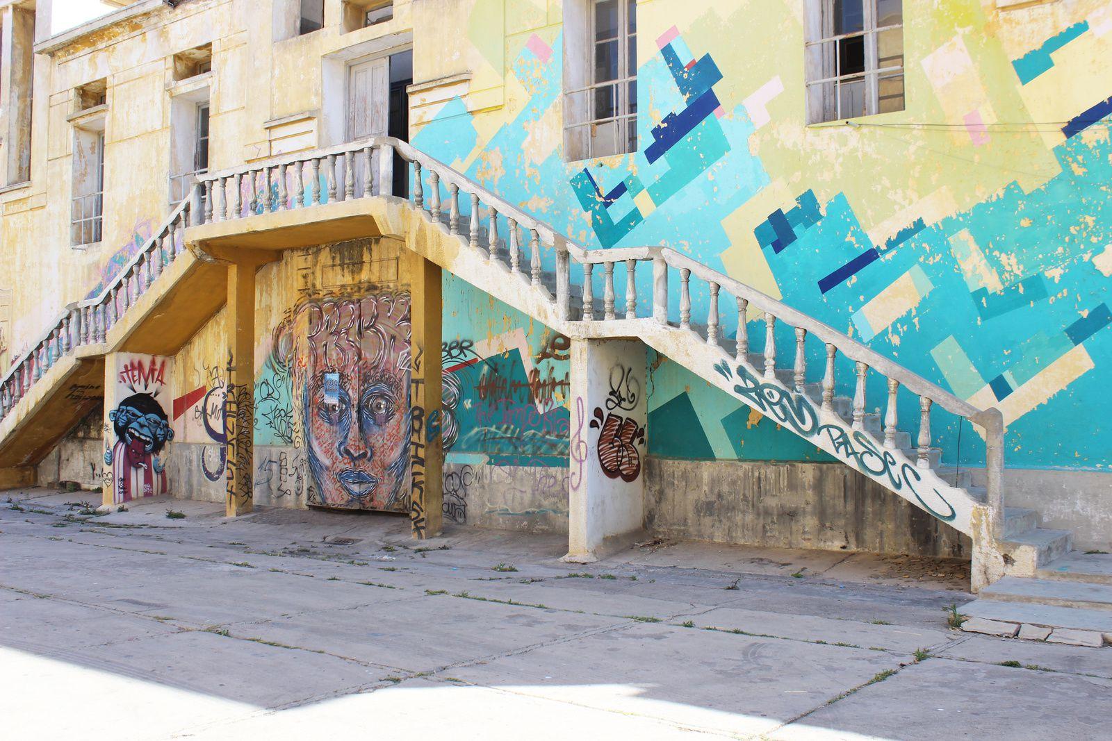 La Fabrique culturelle des anciens abattoirs de Casablanca