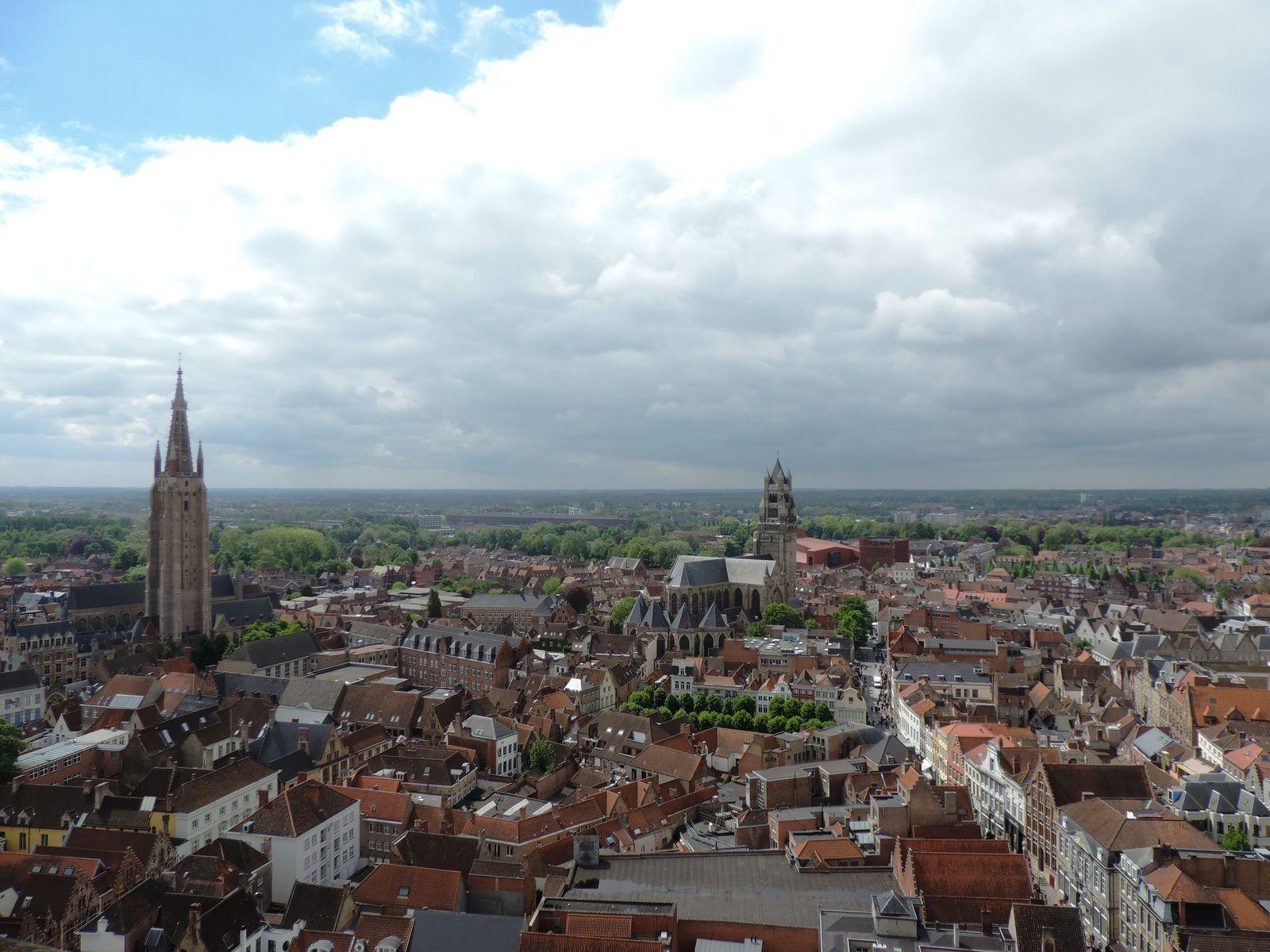 On bouge... à Bruges!