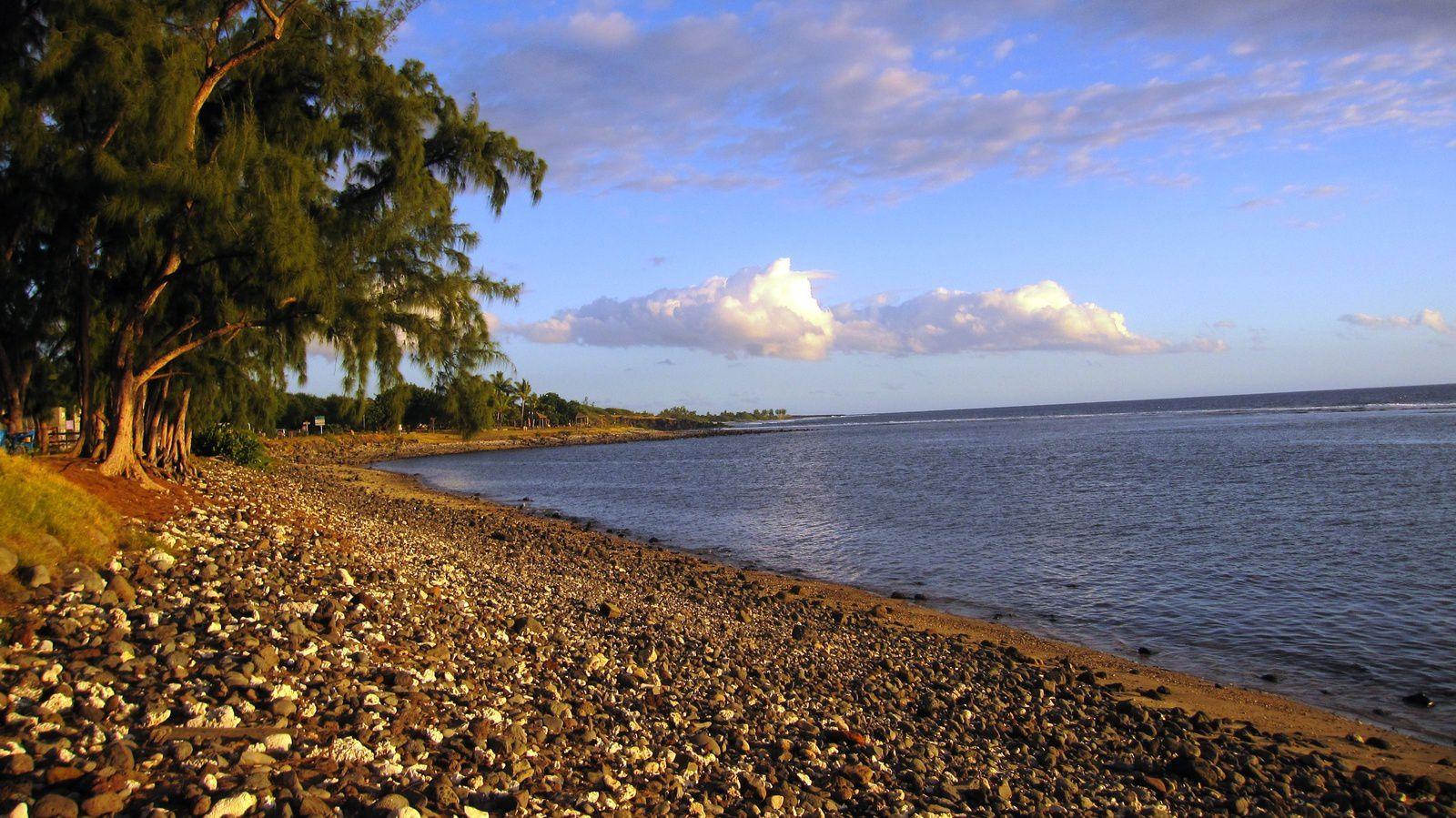Tournée des plages et infos pratiques - Réunion