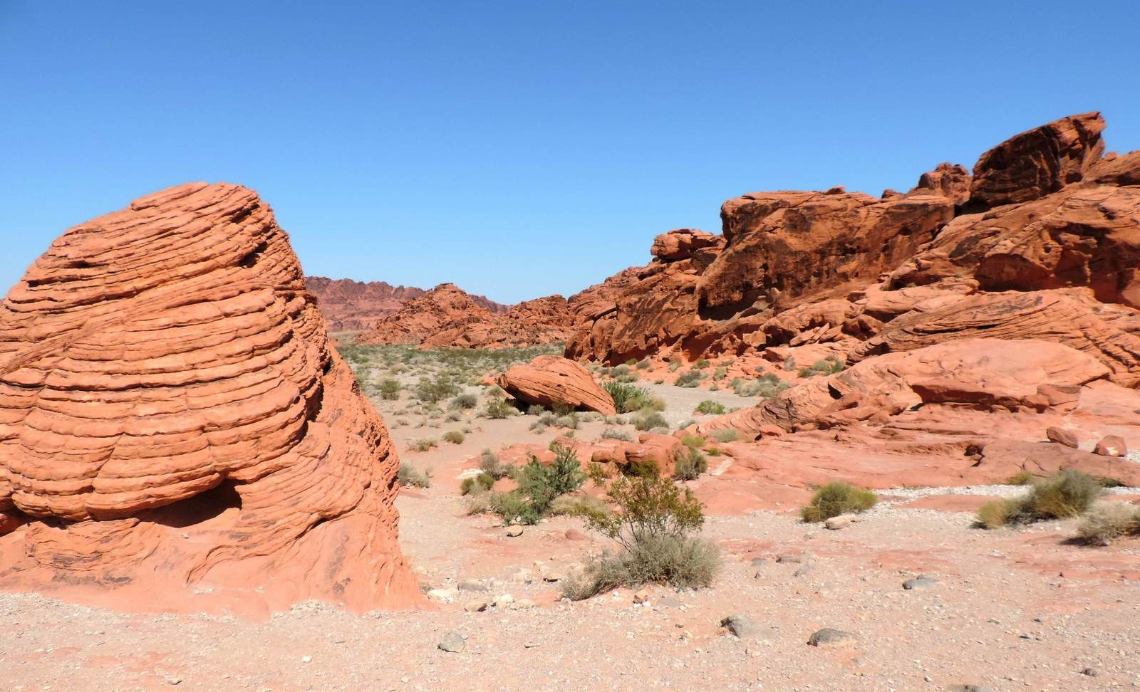 Valley of fire - Day 9