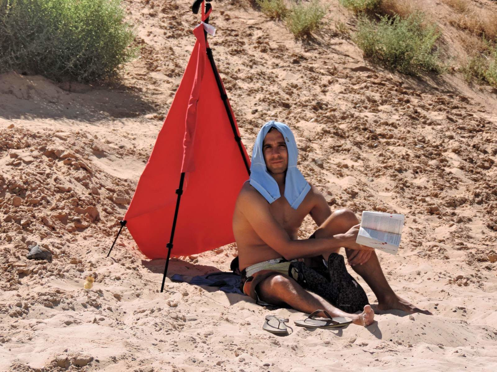 Brice Ledoux ou le prince du désert ...