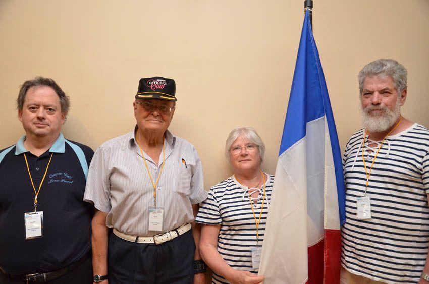 LE DERNIER World Seniors Invitational - Fort Lauderdale / Miami  26 avril au 2 mai