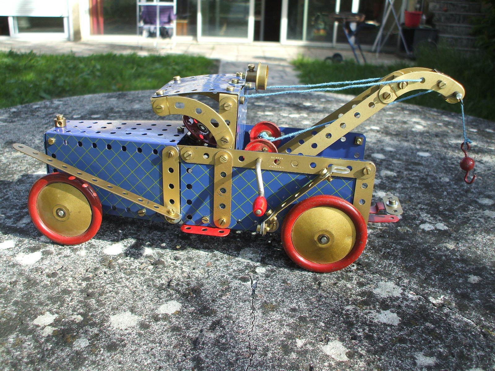 De Modèles Collection Eric Mes Blog Le D Meccano nPwX08kO