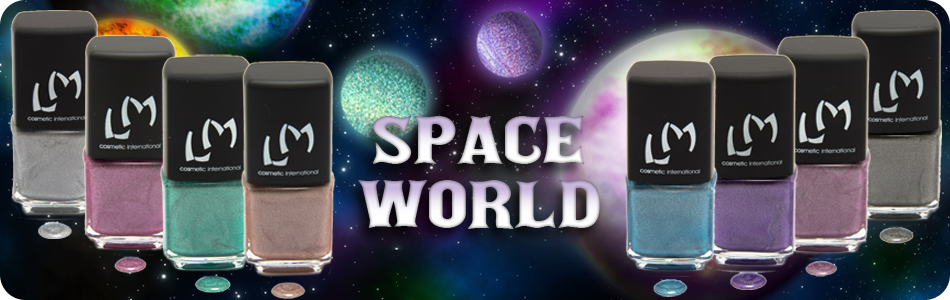 Collection &quot&#x3B;Space World&quot&#x3B; de LM Cosmetic