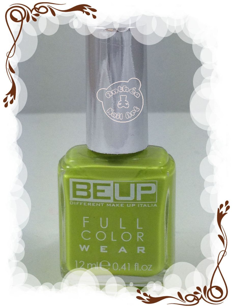 BE UP n°90 Full Color