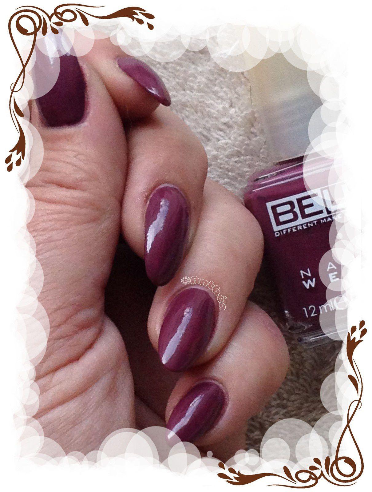 BEUP n°56 nail wear