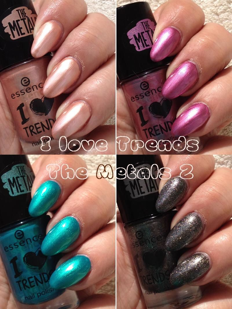 Collection I love Trends The Metals part2