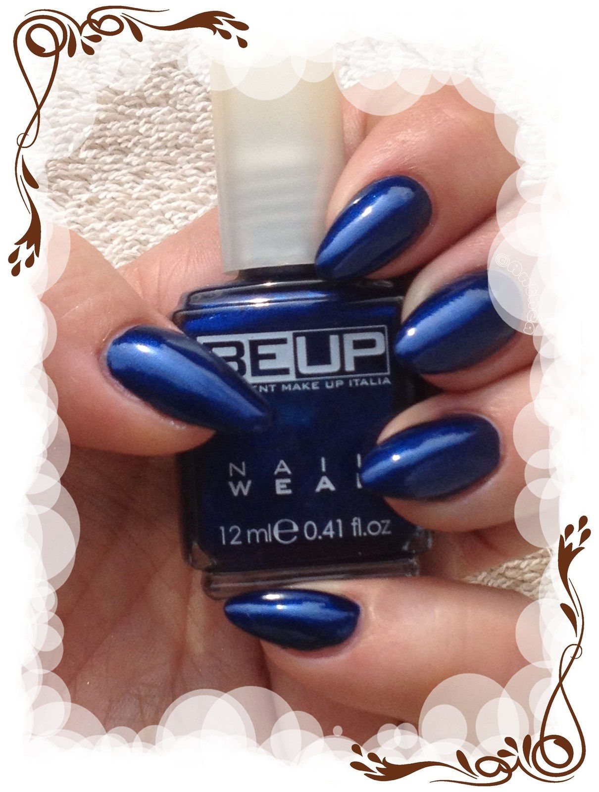 BEUP n°41 Nail wear